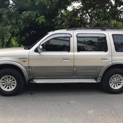 Ford Everest sx 2005